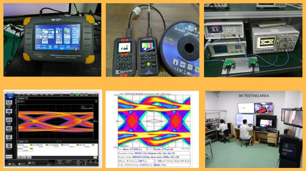 aoc test equipment sinowell