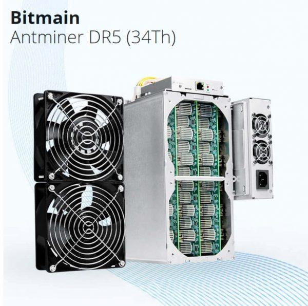 Bitmain Antminer DR5