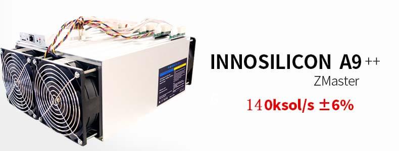 Innosilicon A9++