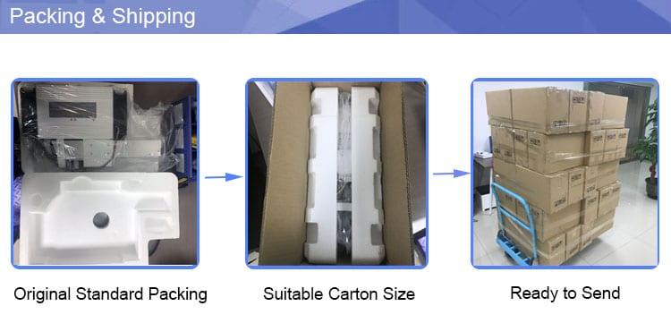 包装和运输