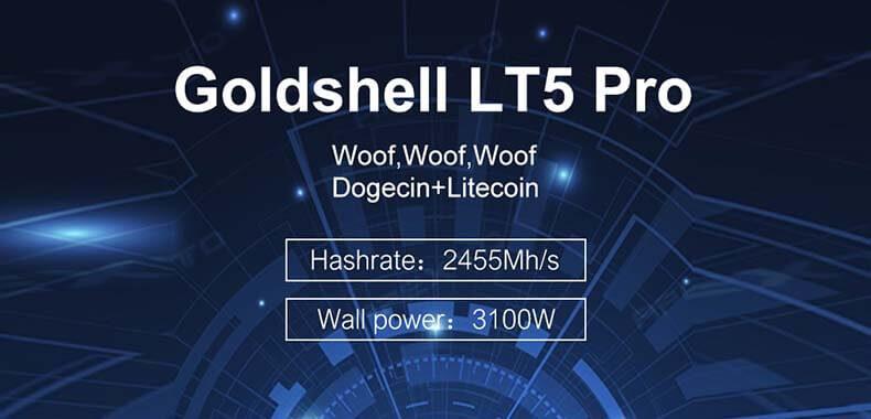 Goldshell LT5PRO